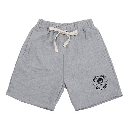 STV. R.O.R.S SWEAT SHORTS GRAY