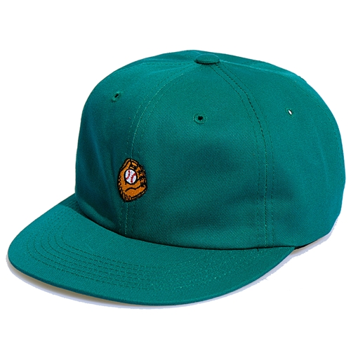 STV. GLOVE CAP GREEN