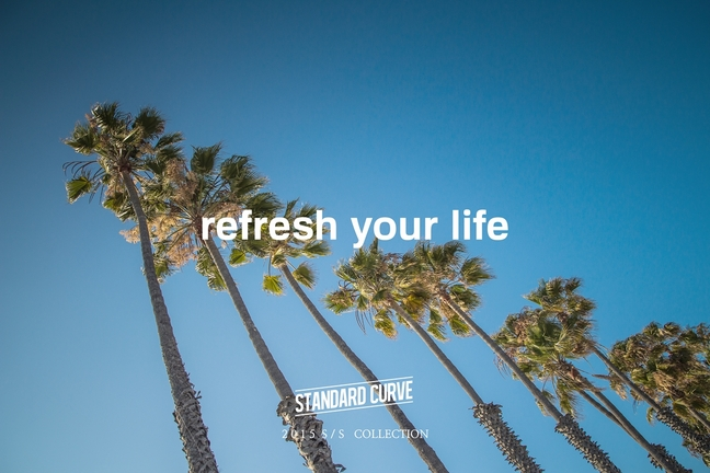 15 s/s 'refresh your life'