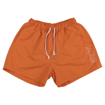 STV. S.T.V SWIM SHORTS ORANGE