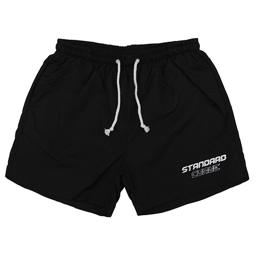 STV. 19 SWIM SHORTS BLACK